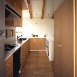 江古田の住宅 (キッチン)