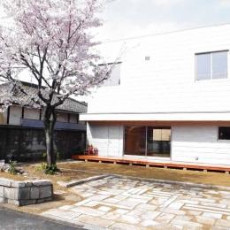 高師浜の住宅 / HOUSE in Takashinohama (シンプルな外観)