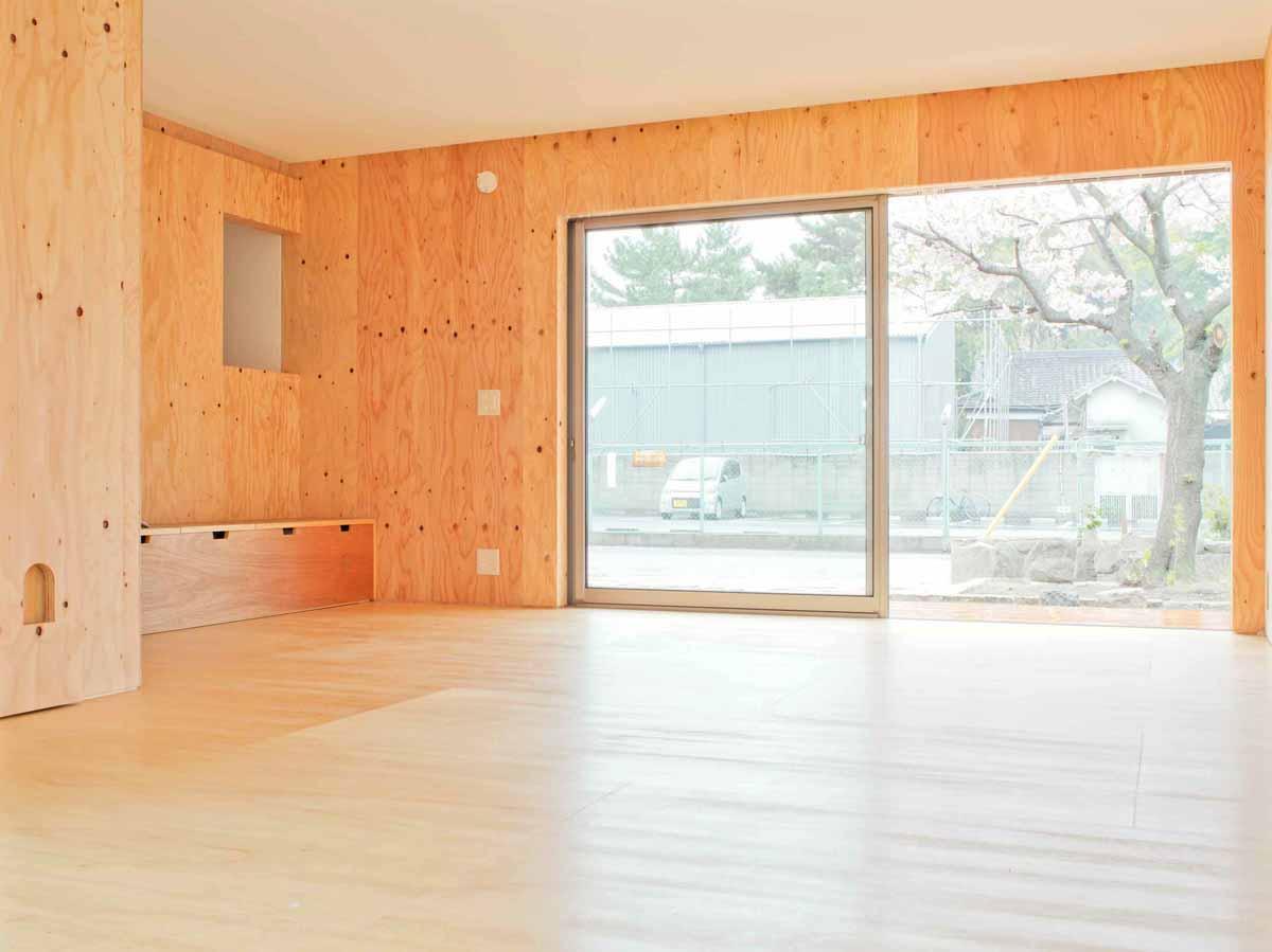 高師浜の住宅 / HOUSE in Takashinohama
