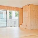 高師浜の住宅 / HOUSE in Takashinohamaの写真 リビング2
