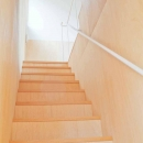 高師浜の住宅 / HOUSE in Takashinohamaの写真 階段1