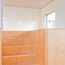 高師浜の住宅 / HOUSE in Takashinohamaの写真 階段2