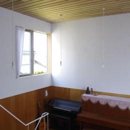 高師浜の住宅 / HOUSE in Takashinohama (趣味室)
