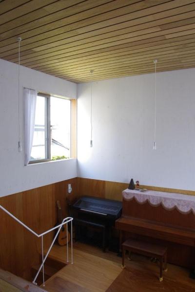 趣味室 (高師浜の住宅 / HOUSE in Takashinohama)