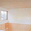 殿井環+芦田奈緒の住宅事例「高師浜の住宅 / HOUSE in Takashinohama」