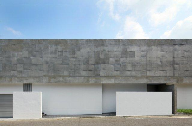 Tender concreteの部屋 外観(撮影:杉野圭建)