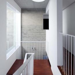 Tender concrete (階段(撮影:杉野圭建))