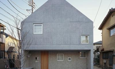 武蔵野の家 (外観)