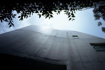 東京の家 (外観)