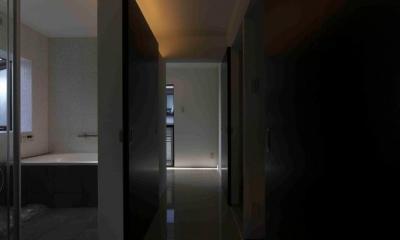 house HT (浴室)