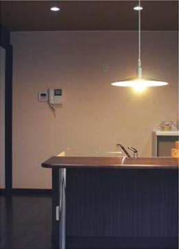 プレタポルテハウス セミオーダーの小さな家(F邸) (キッチン)