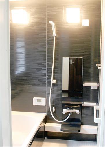 プレタポルテハウス セミオーダーの小さな家(F邸)の部屋 浴室