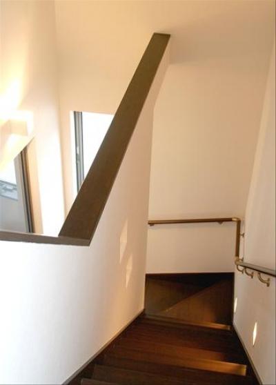 プレタポルテハウス セミオーダーの小さな家(F邸) (階段)