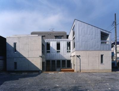 江古田の住宅 (外観)