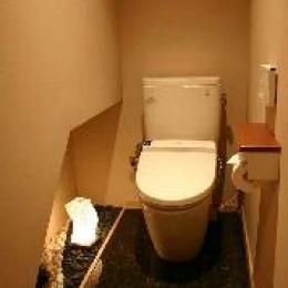 大屋の家 (トイレ)