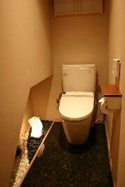 大屋の家の部屋 トイレ
