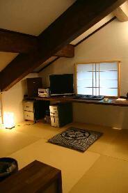 大屋の家の部屋 書斎2