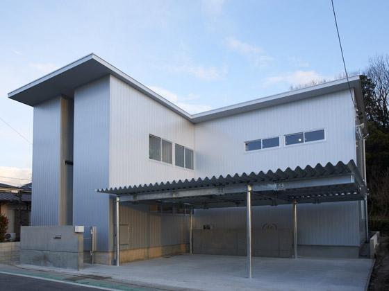 house nの部屋 外観(撮影:鈴木美幸)