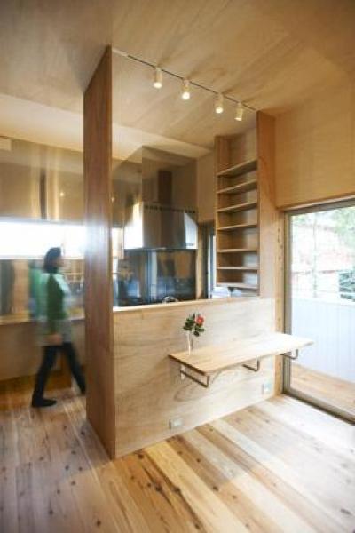 キッチン(撮影:鈴木美幸) (house n)