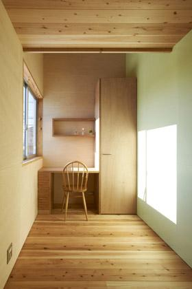 house nの部屋 子供部屋(撮影:鈴木美幸)