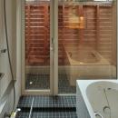 緑感居の写真 浴室(撮影:KEN五島)