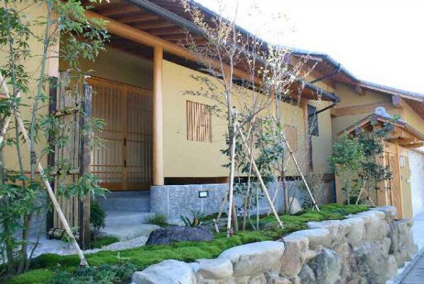 井野元邸の部屋 玄関-外観