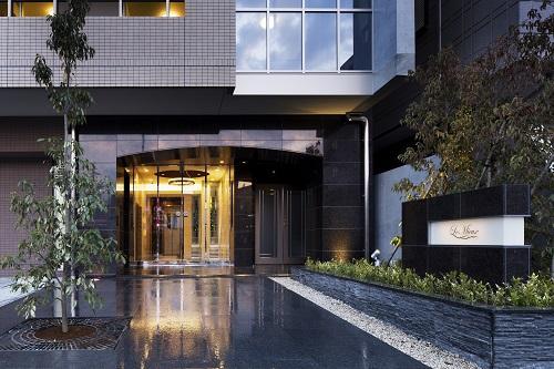 HM賃貸マンションの部屋 エントランス-外観