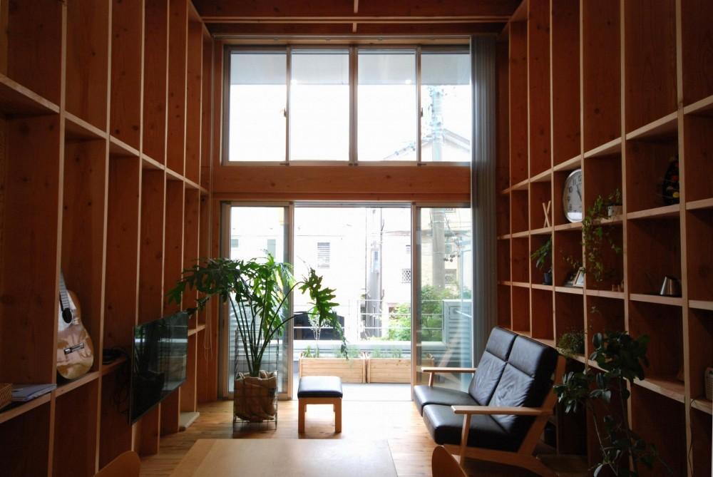 78/100 木箱・千種 (2階南面全面開口)
