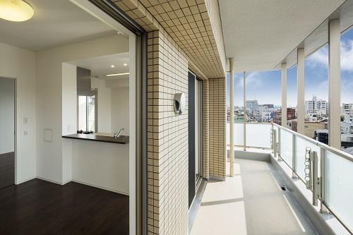 HM賃貸マンションの部屋 room1-バルコニー