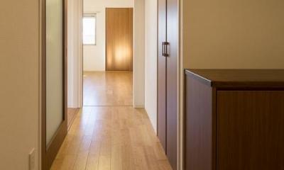 HM賃貸マンション (room2-玄関と廊下)