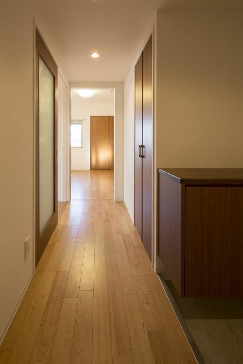 HM賃貸マンションの部屋 room2-玄関と廊下