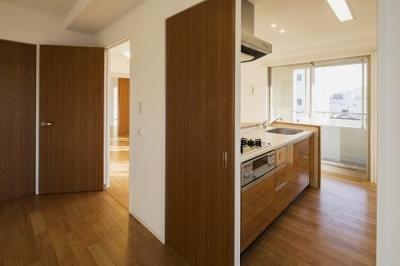 room2-キッチン (HM賃貸マンション)