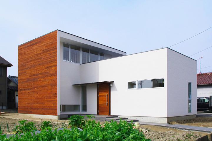 西春の家の写真 外観(撮影:寺嶋梨里)