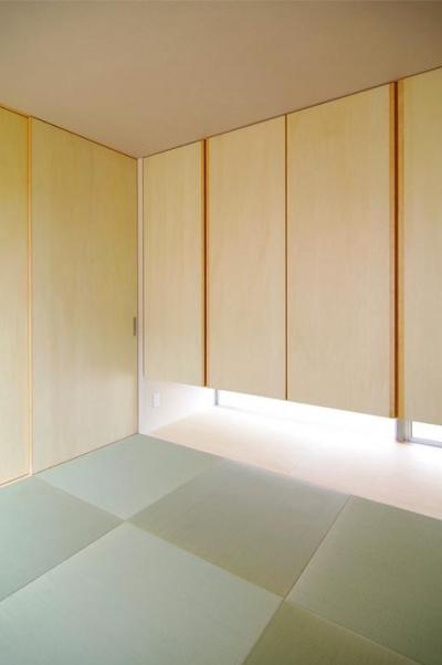 西春の家 (和室(撮影:寺嶋梨里))