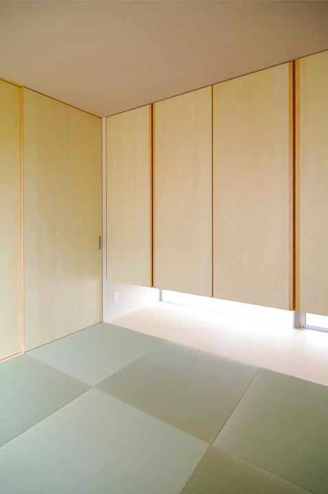 西春の家の部屋 和室(撮影:寺嶋梨里)