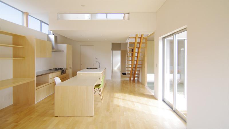 建築家:謡口志保「西春の家」