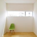 横長の窓のある部屋(撮影:寺嶋梨里)