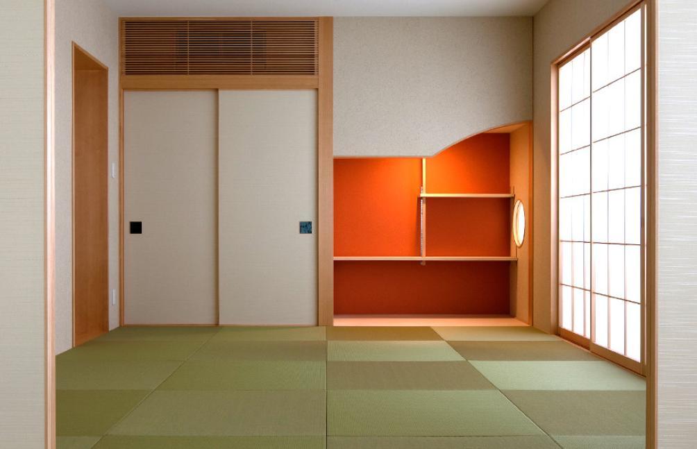 大阪・大理石の家の部屋 和室