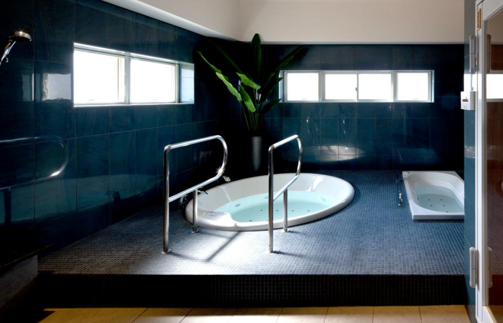 大阪・大理石の家の部屋 バスルーム