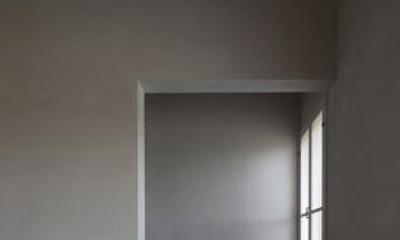 富里の家 (リビング内フリースペース(撮影:新建築社))