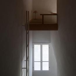 富里の家 (ロフト(撮影:新建築社))