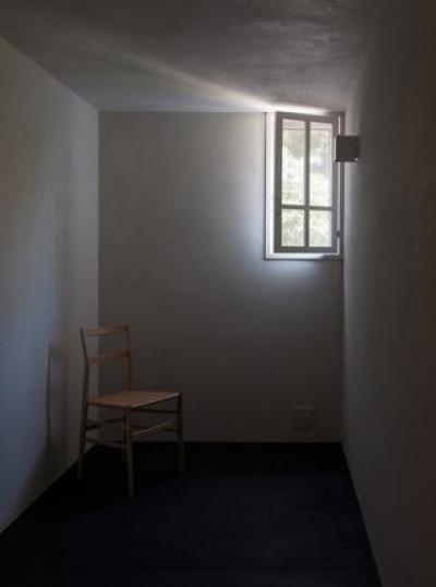 個室1(撮影:新建築社) (富里の家)