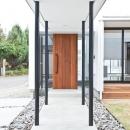 小林義仁の住宅事例「桃園の家」