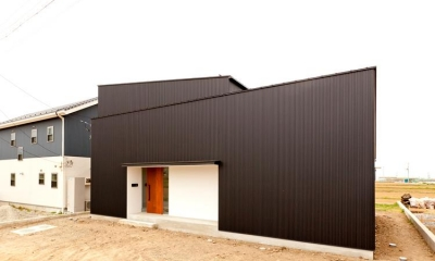 宇津谷の家