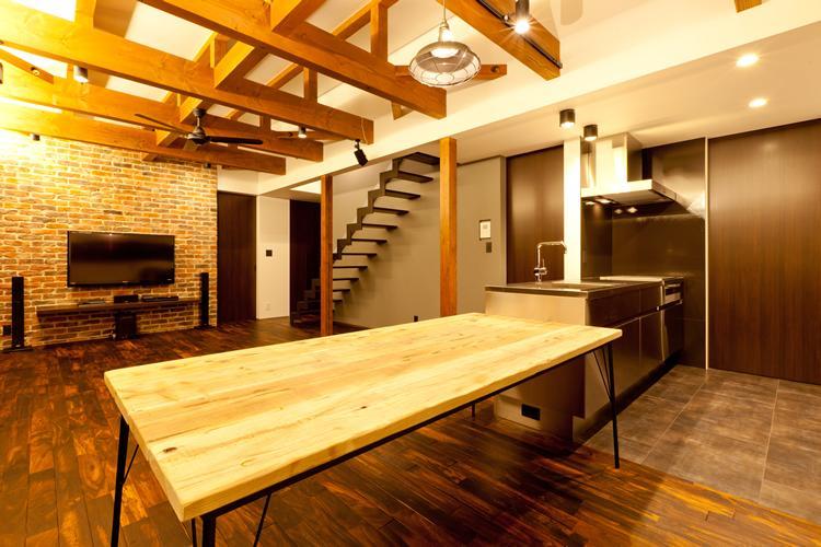 建築家:小林義仁「宇津谷の家」