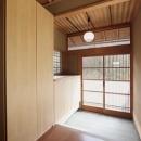 横田満康の住宅事例「京の奥座敷 M's HOME」