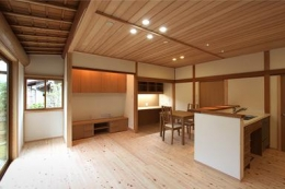 京の奥座敷 M's HOME (リビングダイニング1)