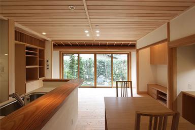 リフォーム・リノベーション会社:横田満康「京の奥座敷 M's HOME」