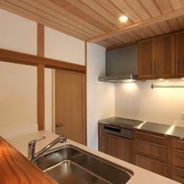 京の奥座敷 M's HOME (キッチン)