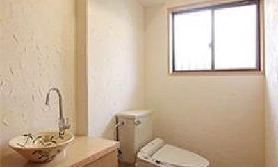 トイレ|京の奥座敷 M's HOME